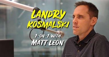 Landry Kosmalski.