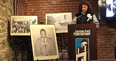 """Community leaders, students and professional actors read excerpts from King's landmark 1963 texts """"Letters from Birmingham Jail."""""""