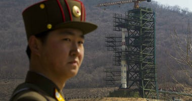 North Korea is reportedly restoring facilities at its long-range rocket launch site that it had dismantled as part of disarmament steps last year.