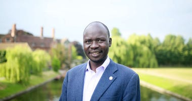 Peter Biar Ajak has been in a South Sudanese prison since July 28, 2018
