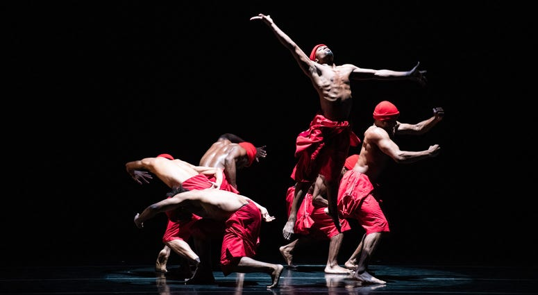 Philadanco is one of 40 dance companies to take part in the International Conference and Festival of Blacks in Dance.