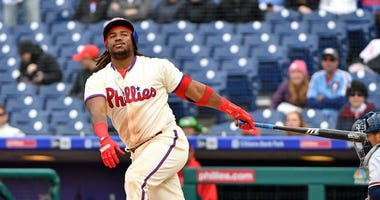 Philadelphia Phillies third baseman Maikel Franco