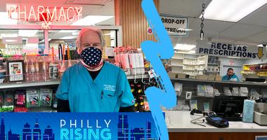 Richard Ost at The Philadelphia Pharmacy in Kensington