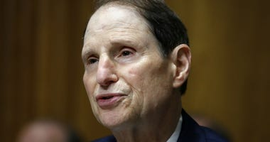 In this June 28, 2018, file photo, Sen. Ron Wyden, D-Ore., ranking member of the Senate Finance Committee, speaks during a hearing on the nomination of Charles Rettig for Internal Revenue Service Commissioner on Capitol Hill in Washington.