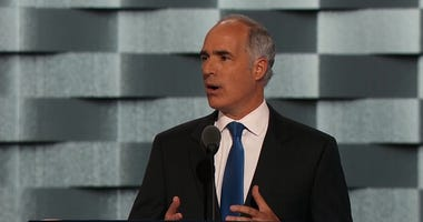 Sen. Bob Casey announced on Friday that he would not run for President in 2020 despite considering a bid for months.