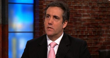 AT&T paid  Michael Cohen, President Trump's personal lawyer and fixer, $600,000 through a contract that ended in December 2017. Cohen is seen here speaking to CNN.