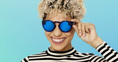 Snap is taking another shot at Spectacles. The Snapchat parent company announced a new version of its video-recording sunglasses.