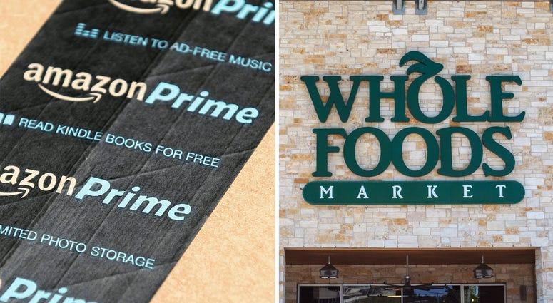 Amazon Prime/Whole Foods