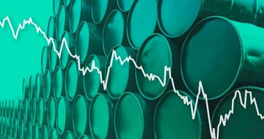 Oil prices are falling fast. Here's why