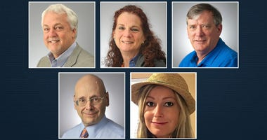 The victims of the Annapolis shooting