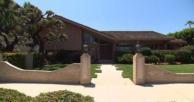 "The ""Brady Bunch"" house"