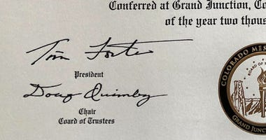 A university spelled 'Board of trustees' incorrectly in its diplomas for 6 years before it was spotted