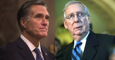 Senate Majority Leader Mitch McConnell and Senator Mitt Romney (R-UT) rebuked comments Rep. Steve King (R-IA) made to The New York Times that were sympathetic to white supremacists.