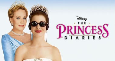 "Anne Hathaway is on board for ""Princess Diaries 3."""
