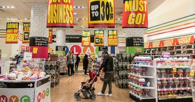 "The new owners of Toys ""R"" Us want to bring the brand back to the United States. But they can't say when it will happen."