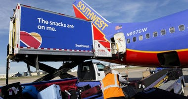 The FAA is investigating Southwest for how it measures baggage weight.