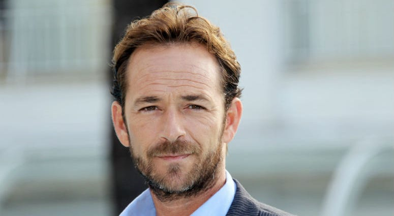 Actor Luke Perry was laid to rest in Tennessee earlier this week, according to a death certificate obtained by CNN.