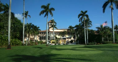 Federal prosecutors filed charges on April 1, 2019, against a woman carrying Chinese passports whom they allege illegally entered President Donald Trump's Mar-a-Lago club in late March.