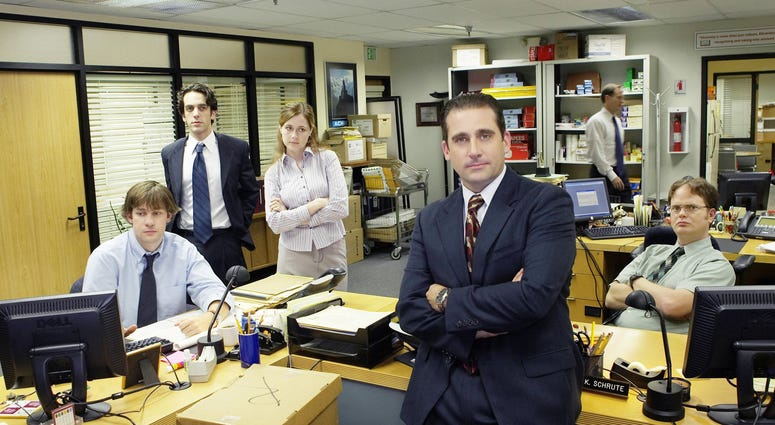 """""""The Office"""" is popular on Netflix, but how long will it be available there?"""