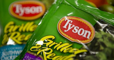 Tyson is planning to start selling a plant-baesd protein this summer.