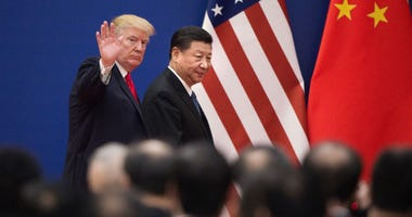 "Larry Kudlow, President Donald Trump's top economic adviser, said Sunday there is a ""strong possibility"" Trump will meet Chinese President Xi Jinping at the G20 economic summit in Japan."