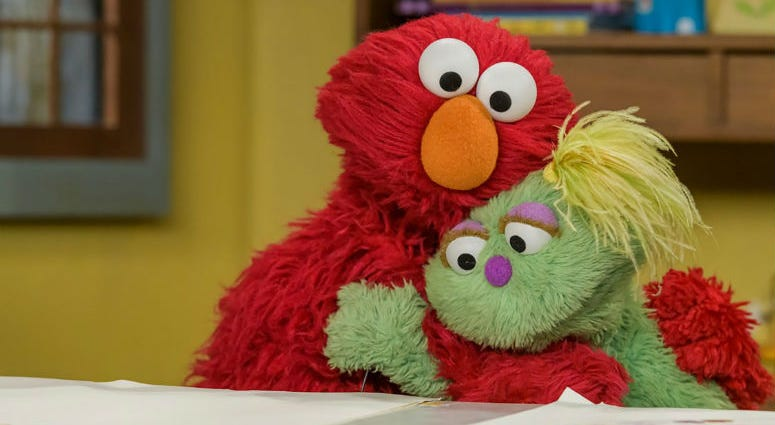 'Sesame Street' introduced Karli, a Muppet in foster care.
