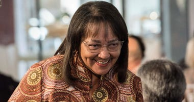 Patricia de Lille, former Mayor of Cape Town has been appointed as the country's minister of public works.