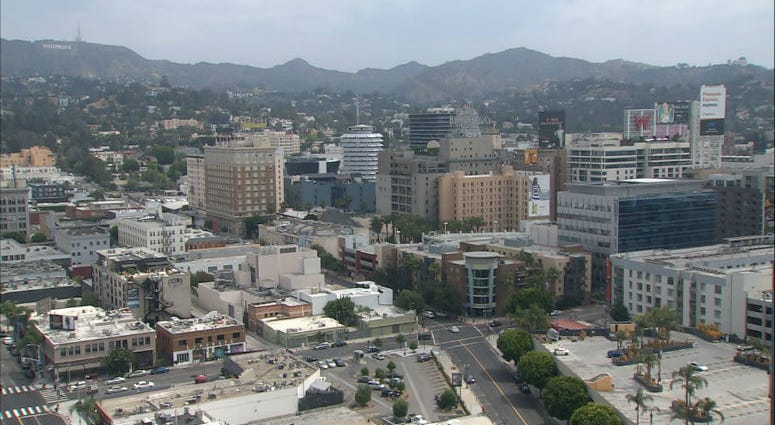 An earthquake with an early measure of magnitude 6.4 hit Southern California, about 150 miles from Los Angeles, on Thursday morning, according to the US Geological Survey.
