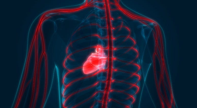 Having higher-than-normal cholesterol and blood pressure levels before age 40 can raise your risk of heart disease later in life more than you might think, according to a new study.