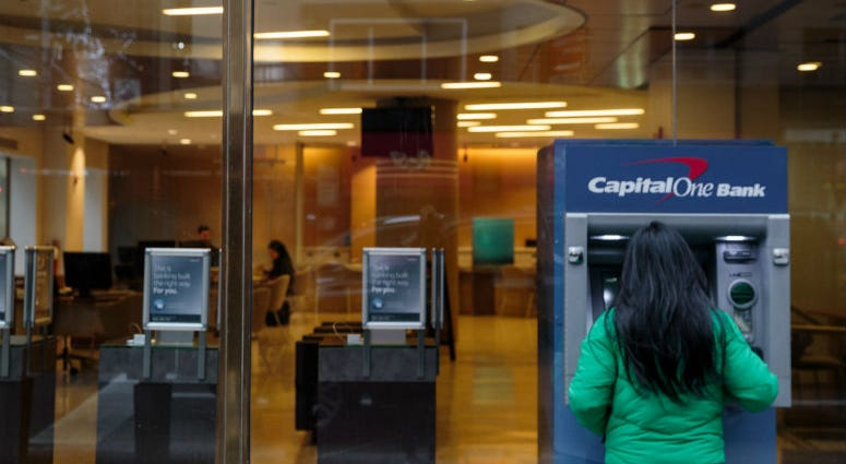 Capital One said a hacker gained access to more than 100 million Capital One credit card applications earlier this month. The compromised data included some Social Security numbers.