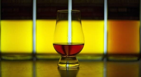 "The ""tongue"" could tell the difference between different kinds of whisky."
