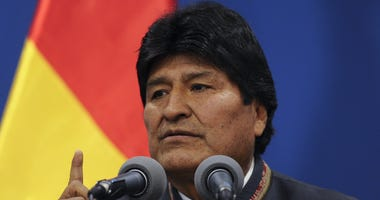 "Bolivia will hold new general elections after an international audit found last month's election results could not be validated due to ""serious irregularities,"" President Evo Morales said Sunday."
