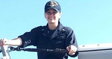 Ensign Sarah Mitchell, 23