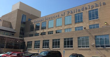 The School District of Philadelphia Headquarters.
