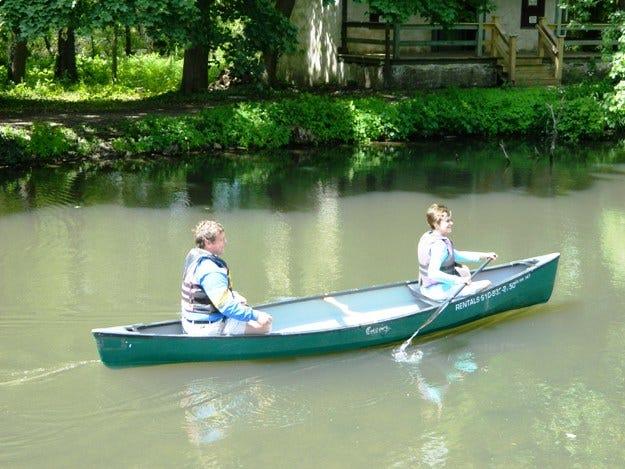 Schuylkill Canoe