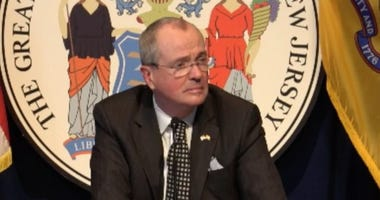Gov. Phil Murphy gives daly update on coronavirus pandemic