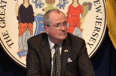 Gov. Phil Murphy gives daly update on coronavirus pandemic