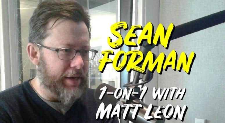 Sean Forman.