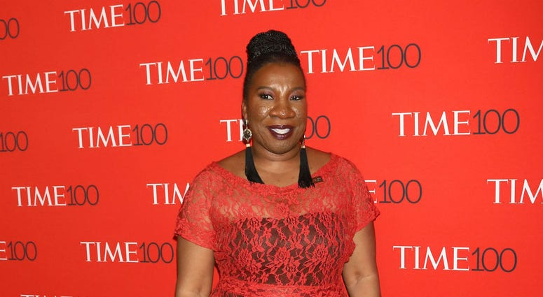Tarana Burke, a civil rights activist who founded the Me Too movement, attends the 2018 Time 100 Gala at Jazz at Lincoln Center in New York.