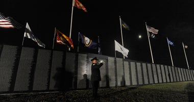 Camden County Vietnam Veterans Memorial