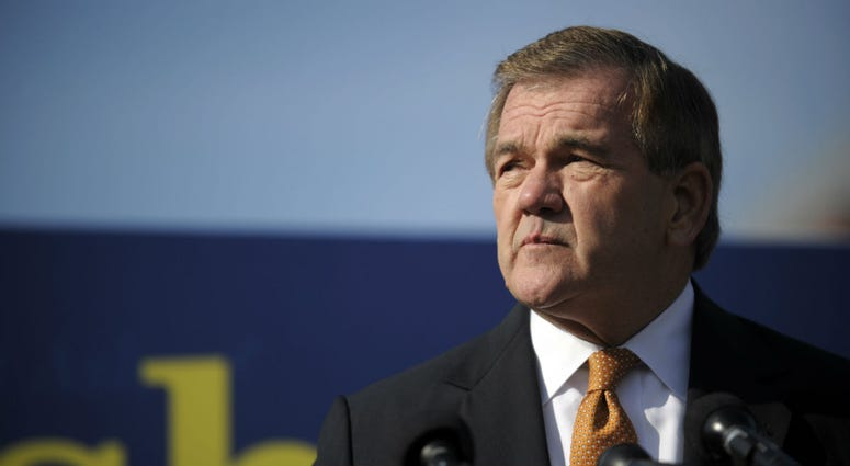 Former Secretary of Homeland Security Tom Ridge