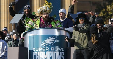 Super Bowl LII Champions-Philadelphia Eagles Celebration