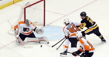 Flyers vs. Penguins