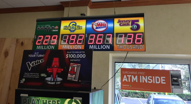 New Jersey Lottery and Mega Millions rise after no winner. No winners announced in New Jersey Lottery and Mega Millions.