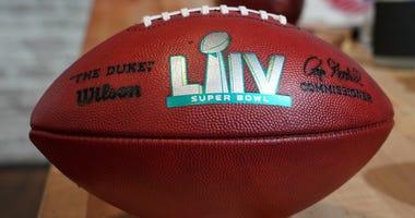 Super Bowl LIV Experience at the Miami Beach Convention Center