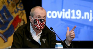 Gov. Phil Murphy press conference