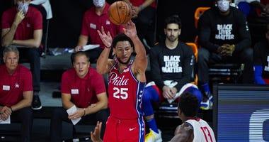 Philadelphia 76ers at Washington Wizards