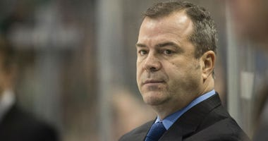 Alain Vigneault decided that one year away from coaching was more than enough.