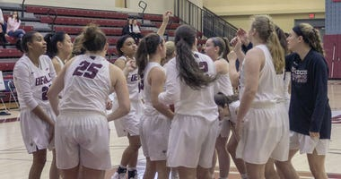 The University of the Sciences women's basketball team brings a 29-2 record into the NCAA Tournament.