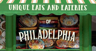 Unique Philly Book Cover